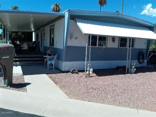 Photo of 4065 E UNIVERSITY Drive #277, Mesa, AZ 85205 (MLS # 6111648)