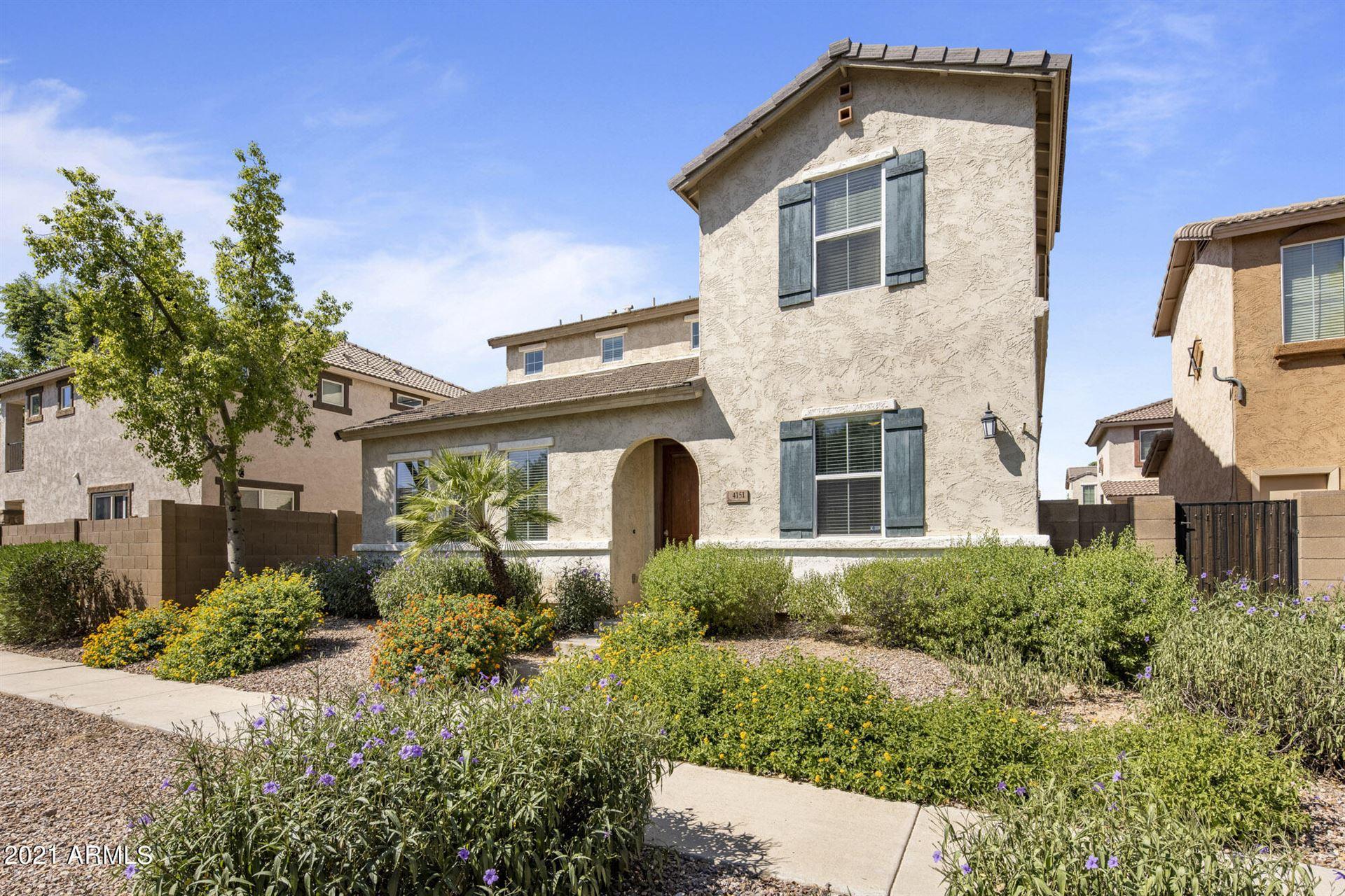 Photo of 4151 E OAKLAND Street, Gilbert, AZ 85295 (MLS # 6296648)