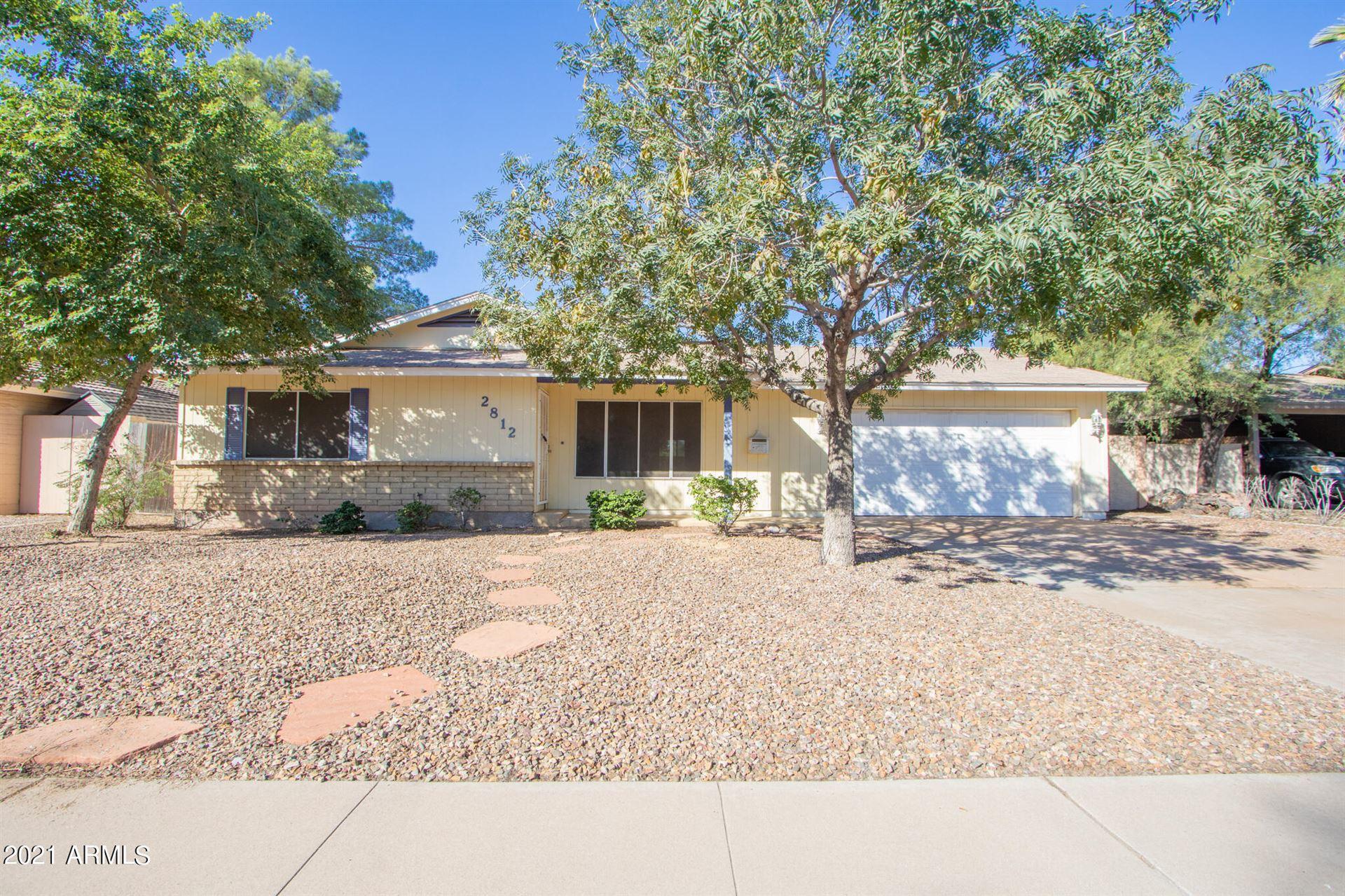 Photo of 2812 S COTTONWOOD Drive, Tempe, AZ 85282 (MLS # 6310648)