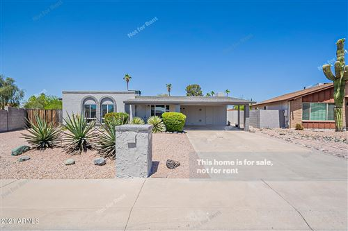 Photo of 1556 W ESCUDA Road, Phoenix, AZ 85027 (MLS # 6234650)