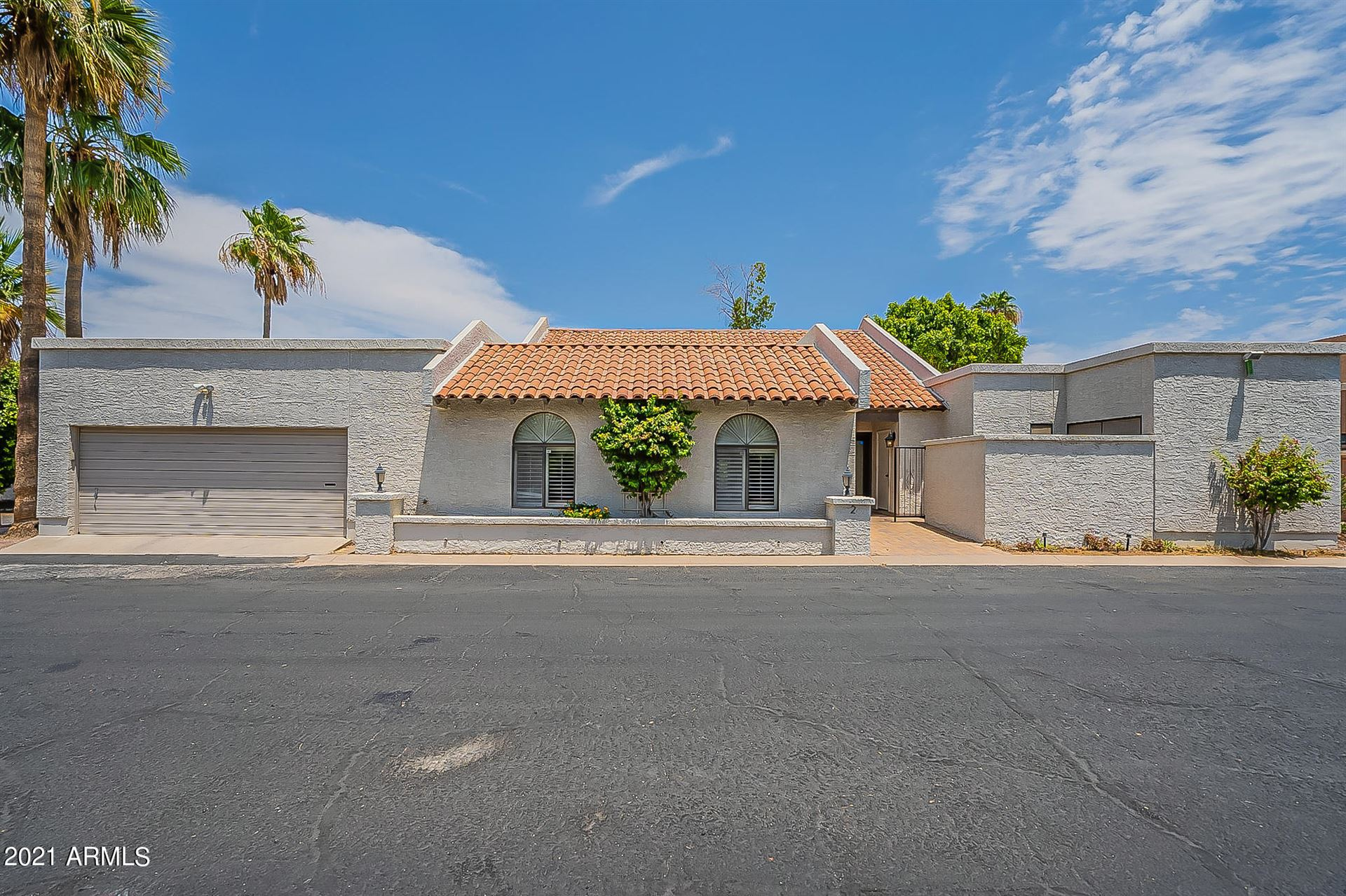 350 W MCLELLAN Road #2, Mesa, AZ 85201 - MLS#: 6254650