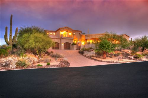 Photo of 10739 E CINDER CONE Trail, Scottsdale, AZ 85262 (MLS # 6145651)