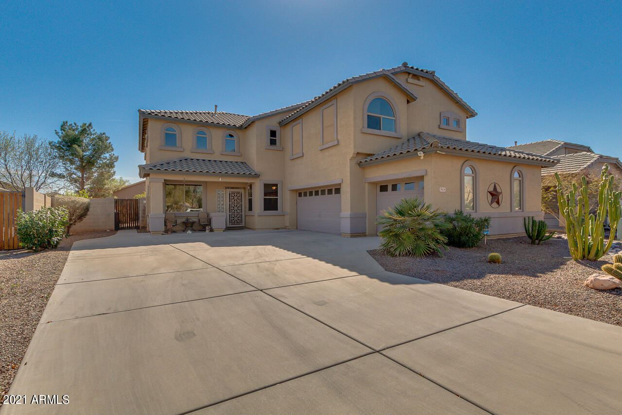 Photo of 29639 N BALMORAL Place, San Tan Valley, AZ 85143 (MLS # 6199651)