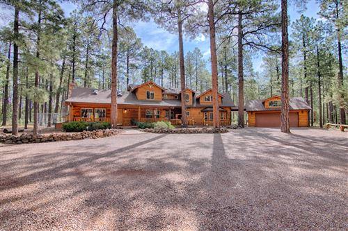 Photo of 1025 W MONARCH Circle, Lakeside, AZ 85929 (MLS # 6045652)