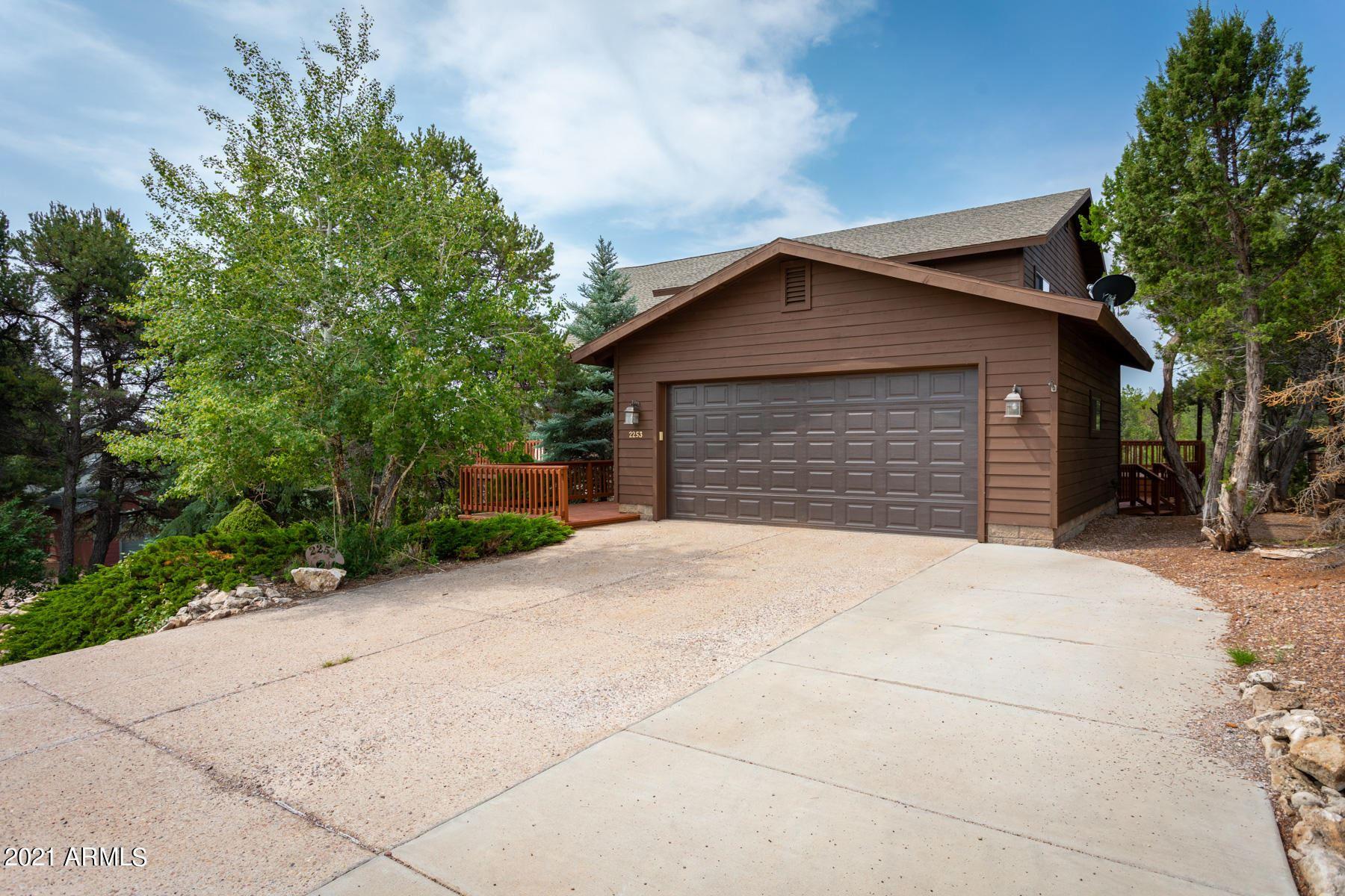 2253 Bogey Place, Overgaard, AZ 85933 - MLS#: 6269653