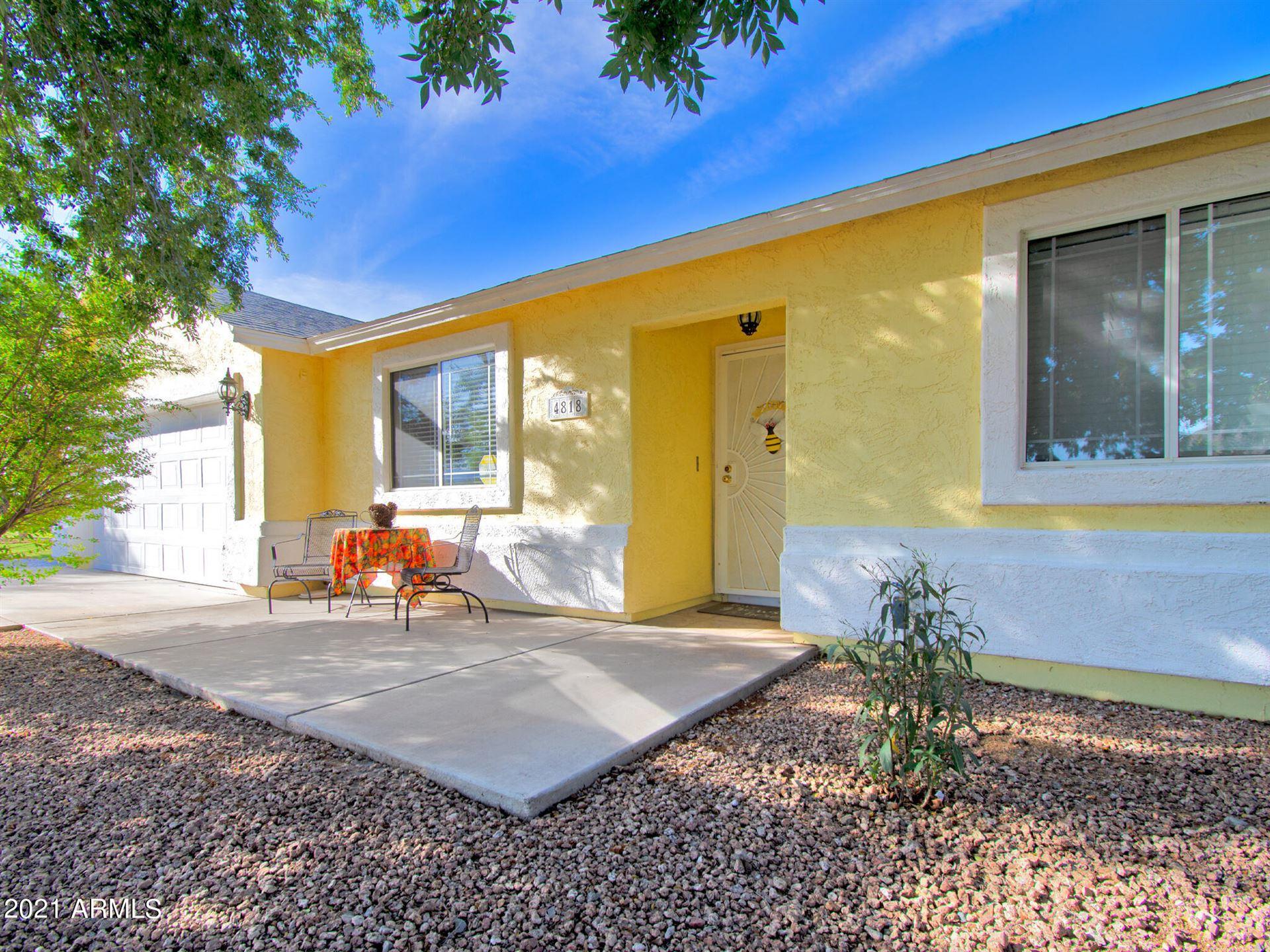 Photo of 4818 W ESTRELLA Drive, Laveen, AZ 85339 (MLS # 6302653)