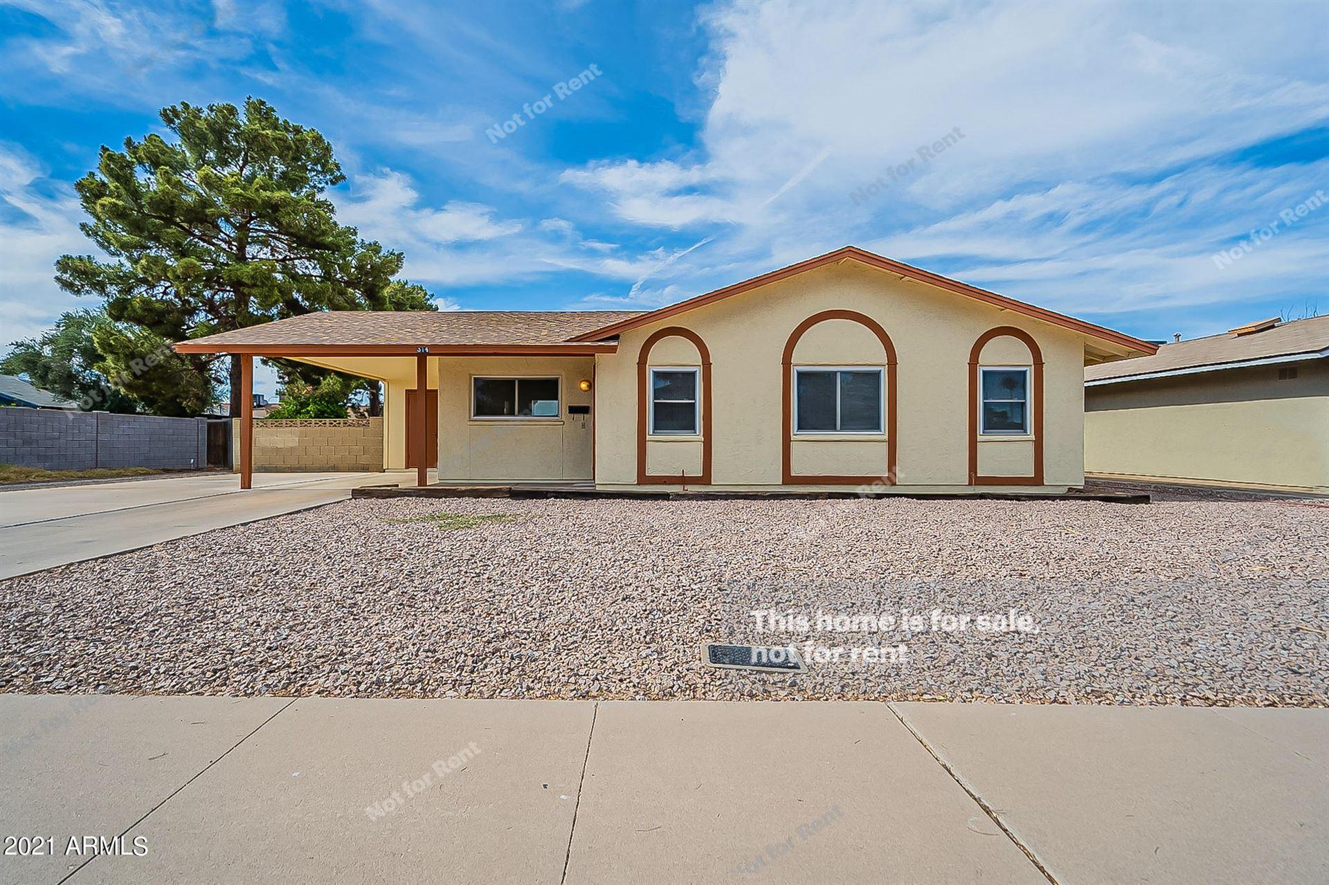 314 E ORION Street, Tempe, AZ 85283 - MLS#: 6251654