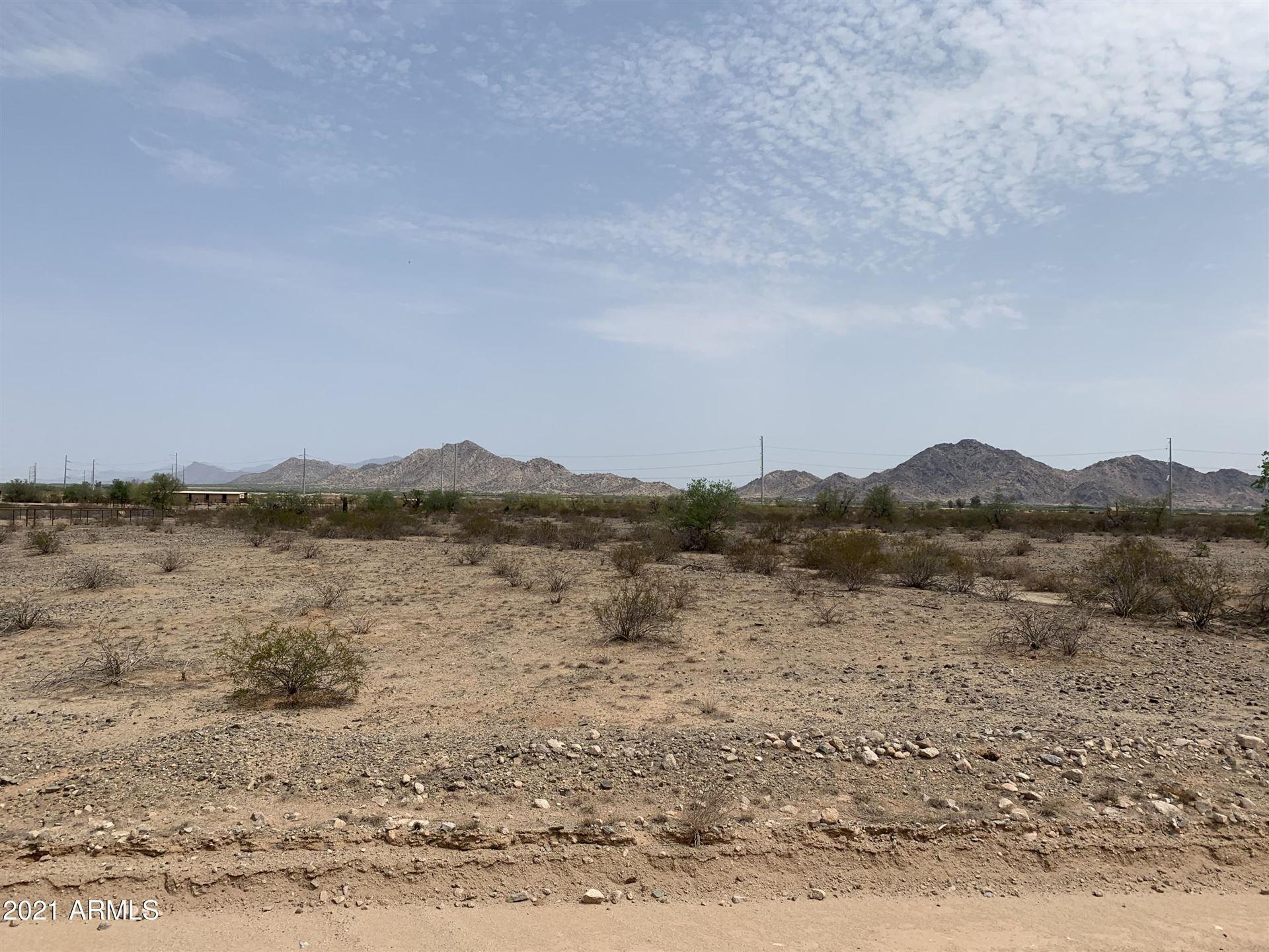 Photo for 00 W QUAIL RUN Road W, Maricopa, AZ 85139 (MLS # 6269654)