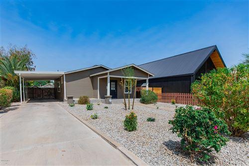 Photo of 2210 N DAYTON Street, Phoenix, AZ 85006 (MLS # 6083655)