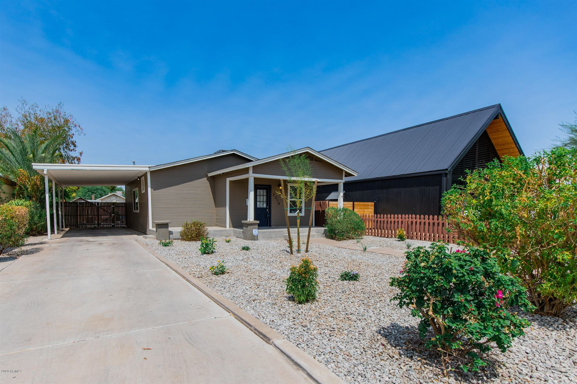 2210 N DAYTON Street, Phoenix, AZ 85006 - MLS#: 6083655