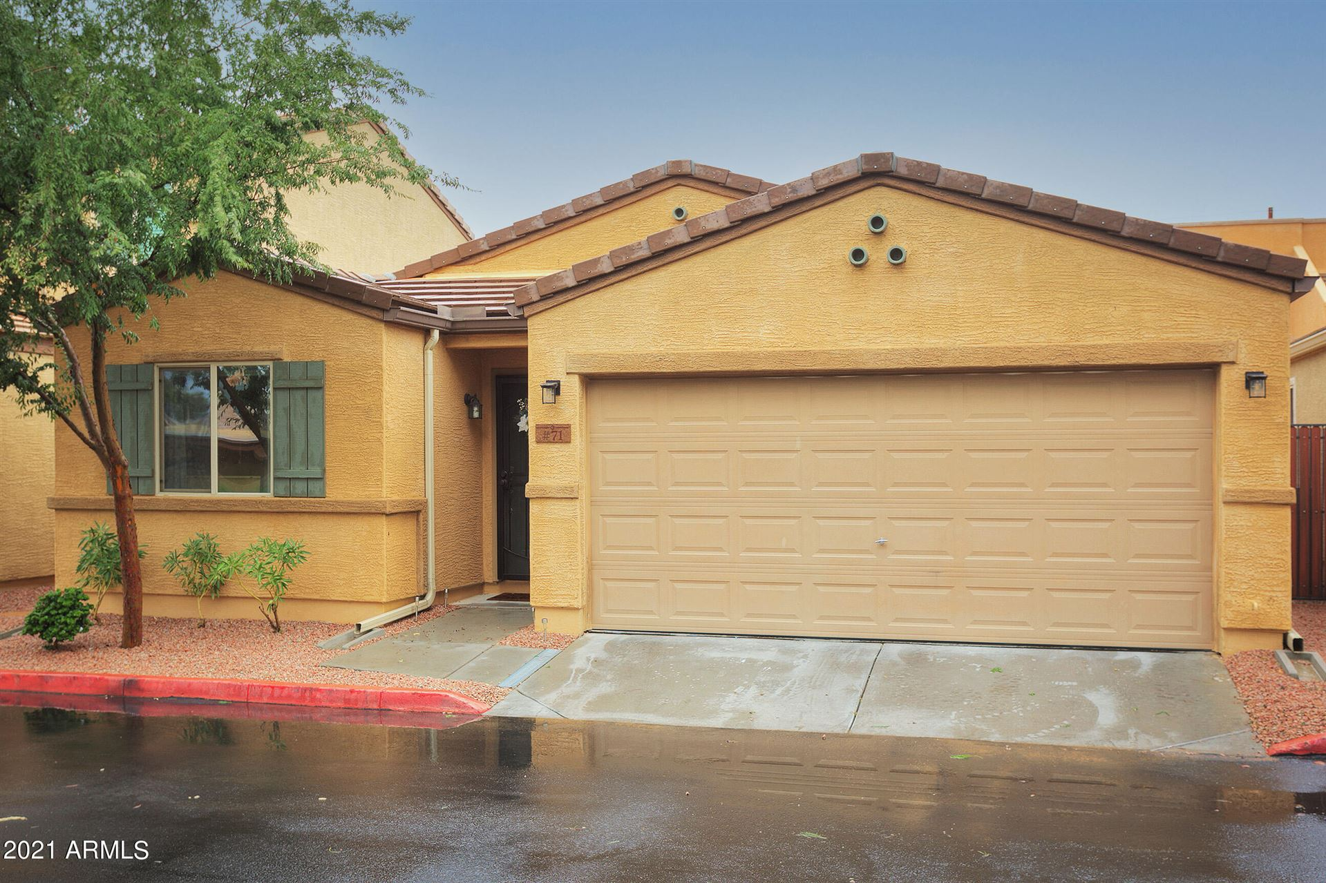Photo of 2565 E SOUTHERN Avenue #71, Mesa, AZ 85204 (MLS # 6268655)