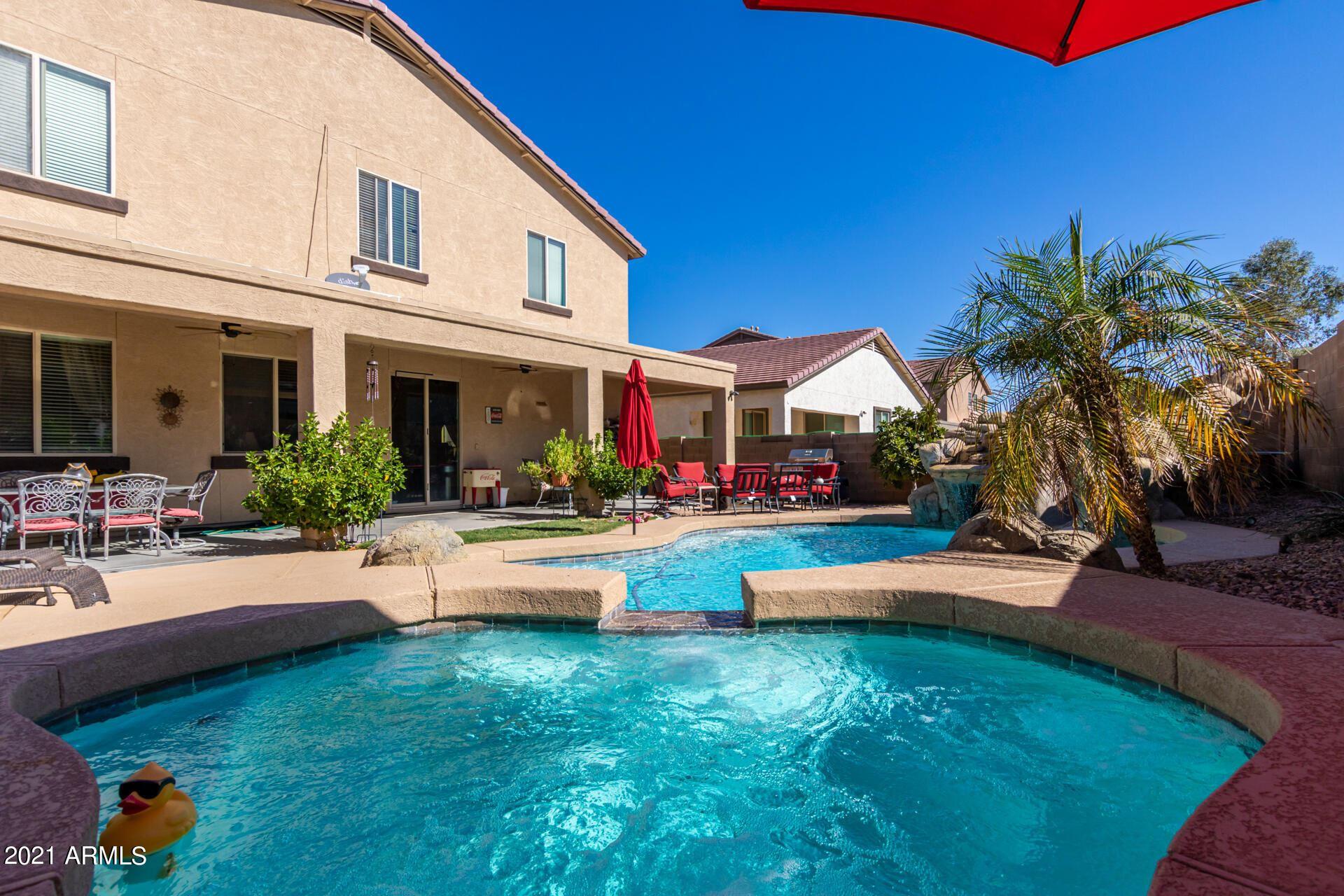 Photo for 42483 W CORVALIS Lane, Maricopa, AZ 85138 (MLS # 6288655)