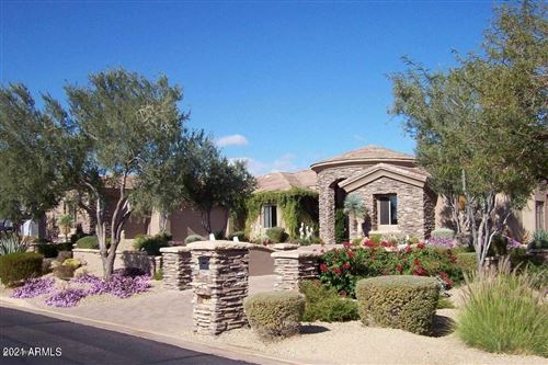 Photo of 9742 E CAVALRY Drive, Scottsdale, AZ 85262 (MLS # 6251656)