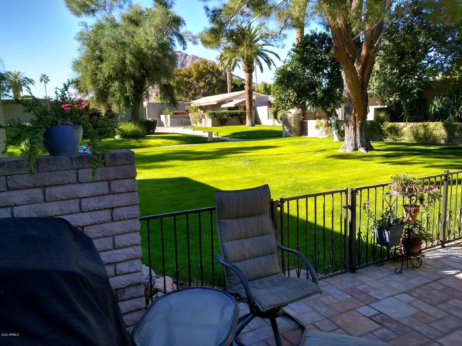 Photo for 4800 N 68TH Street #258, Scottsdale, AZ 85251 (MLS # 6180657)