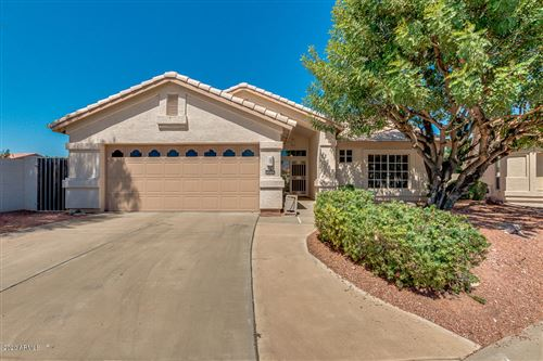 Photo of 3099 N 148TH Drive, Goodyear, AZ 85395 (MLS # 6069658)