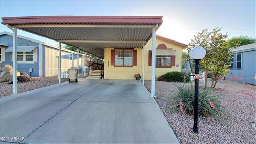 Photo of 2233 E BEHREND Drive #258, Phoenix, AZ 85024 (MLS # 6234659)