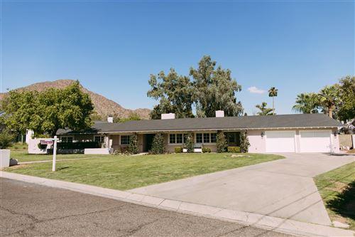 Photo of 4701 N DROMEDARY Road, Phoenix, AZ 85018 (MLS # 6110661)