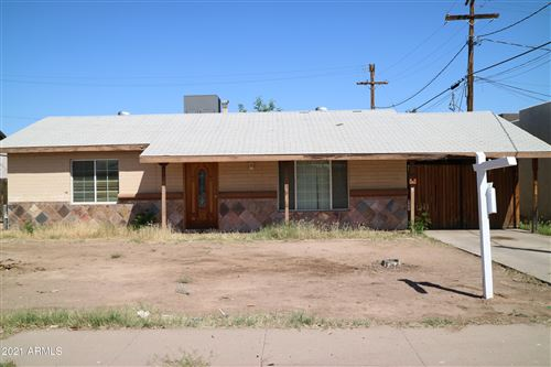 Photo of 19 N MATLOCK Street, Mesa, AZ 85203 (MLS # 6208661)