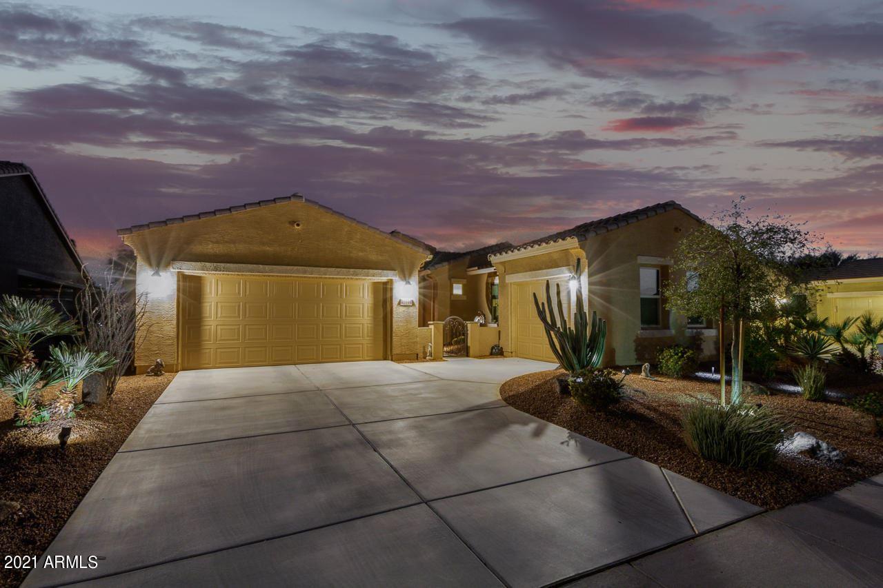 Photo of 42199 W SOLITARE Drive, Maricopa, AZ 85138 (MLS # 6200661)