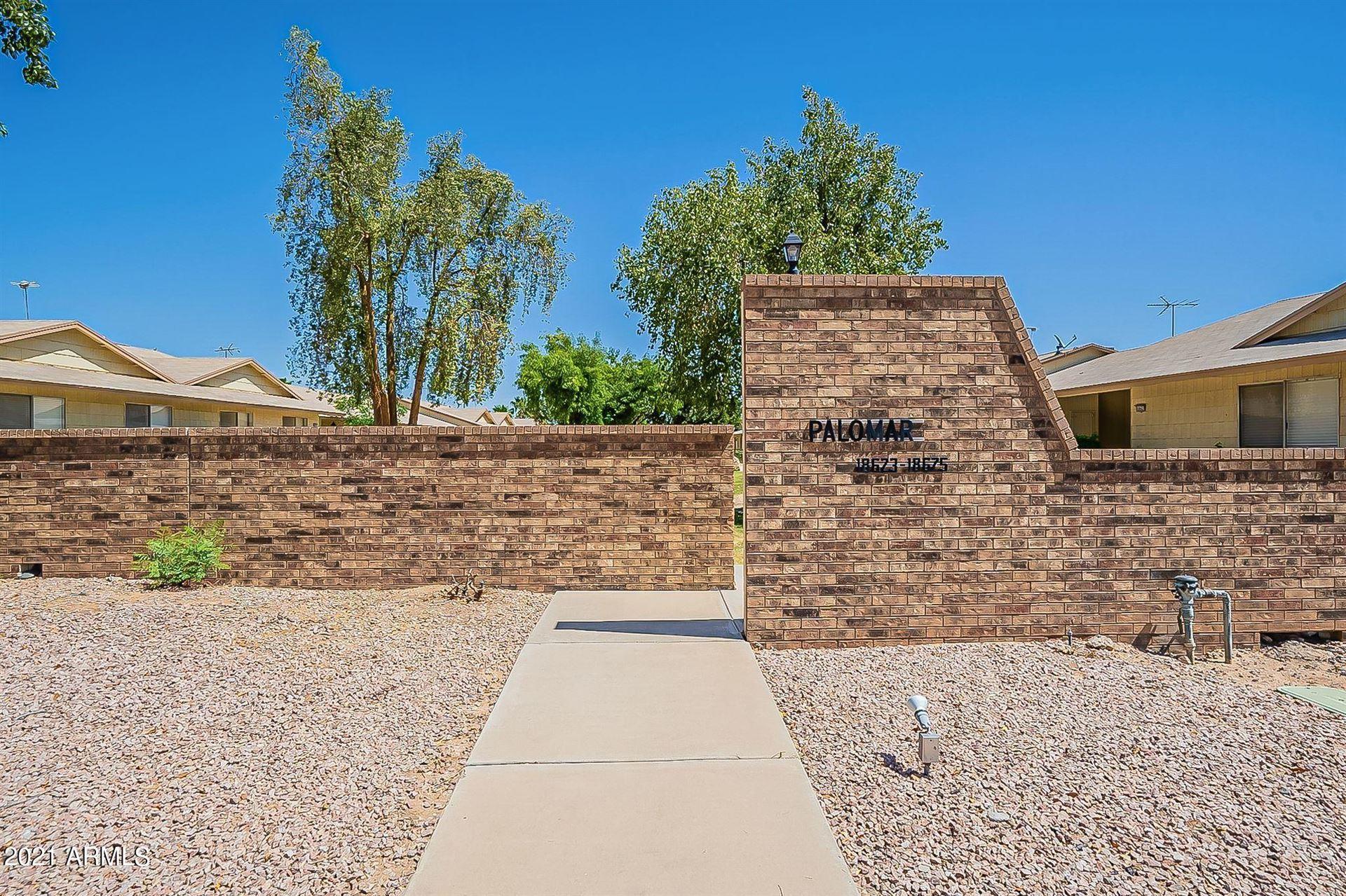 Photo of 18647 N PALOMAR Drive, Sun City West, AZ 85375 (MLS # 6221661)