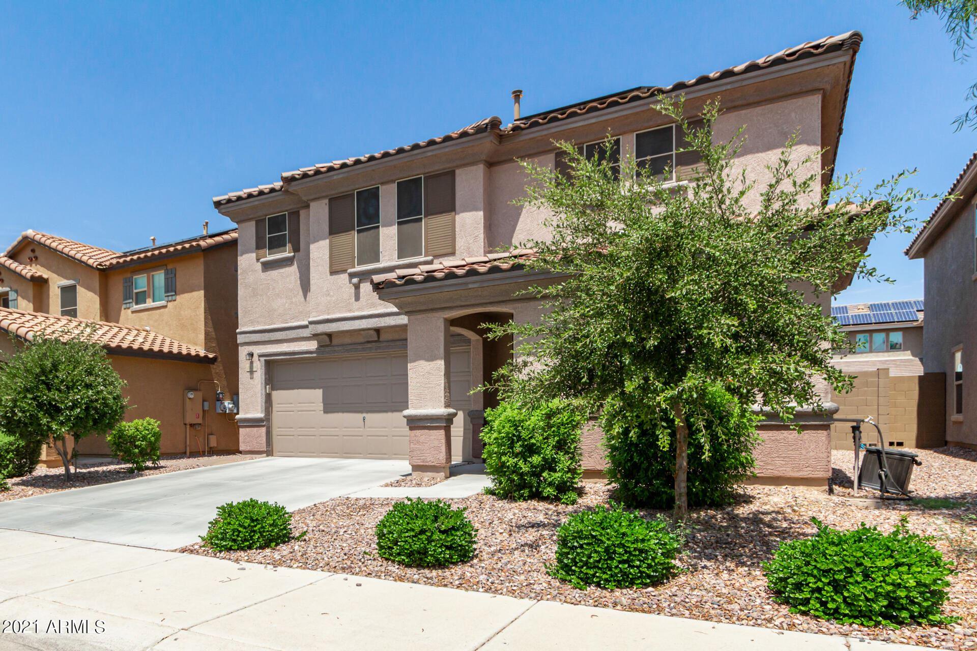 Photo of 25718 N 122ND Avenue, Peoria, AZ 85383 (MLS # 6268661)