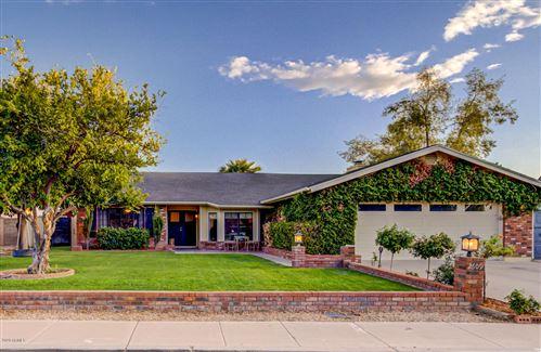 Photo of 2609 E ENROSE Street, Mesa, AZ 85213 (MLS # 6152662)