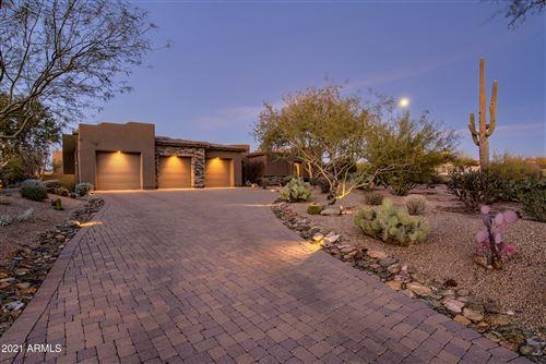 Photo of 8672 E EAGLE CLAW Drive, Scottsdale, AZ 85266 (MLS # 6187662)