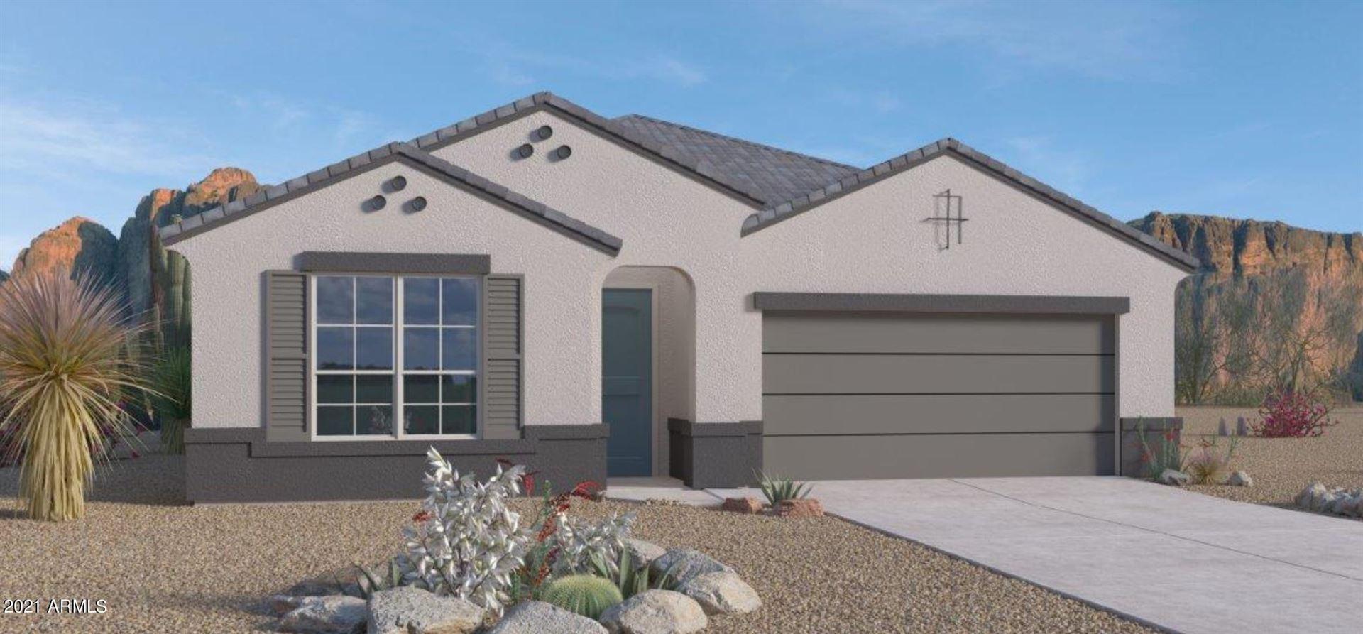 Photo for 44540 W PALO AMARILLO Road, Maricopa, AZ 85138 (MLS # 6228662)