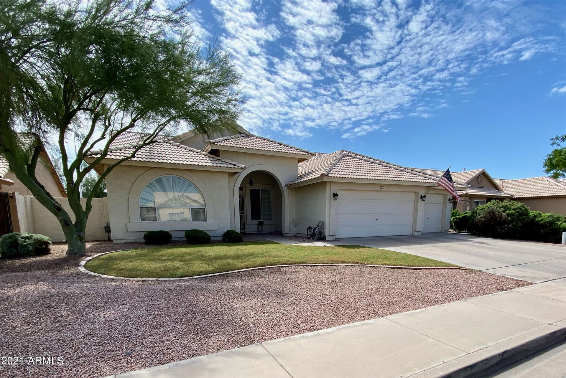 Photo of 4085 W LAREDO Street, Chandler, AZ 85226 (MLS # 6299662)
