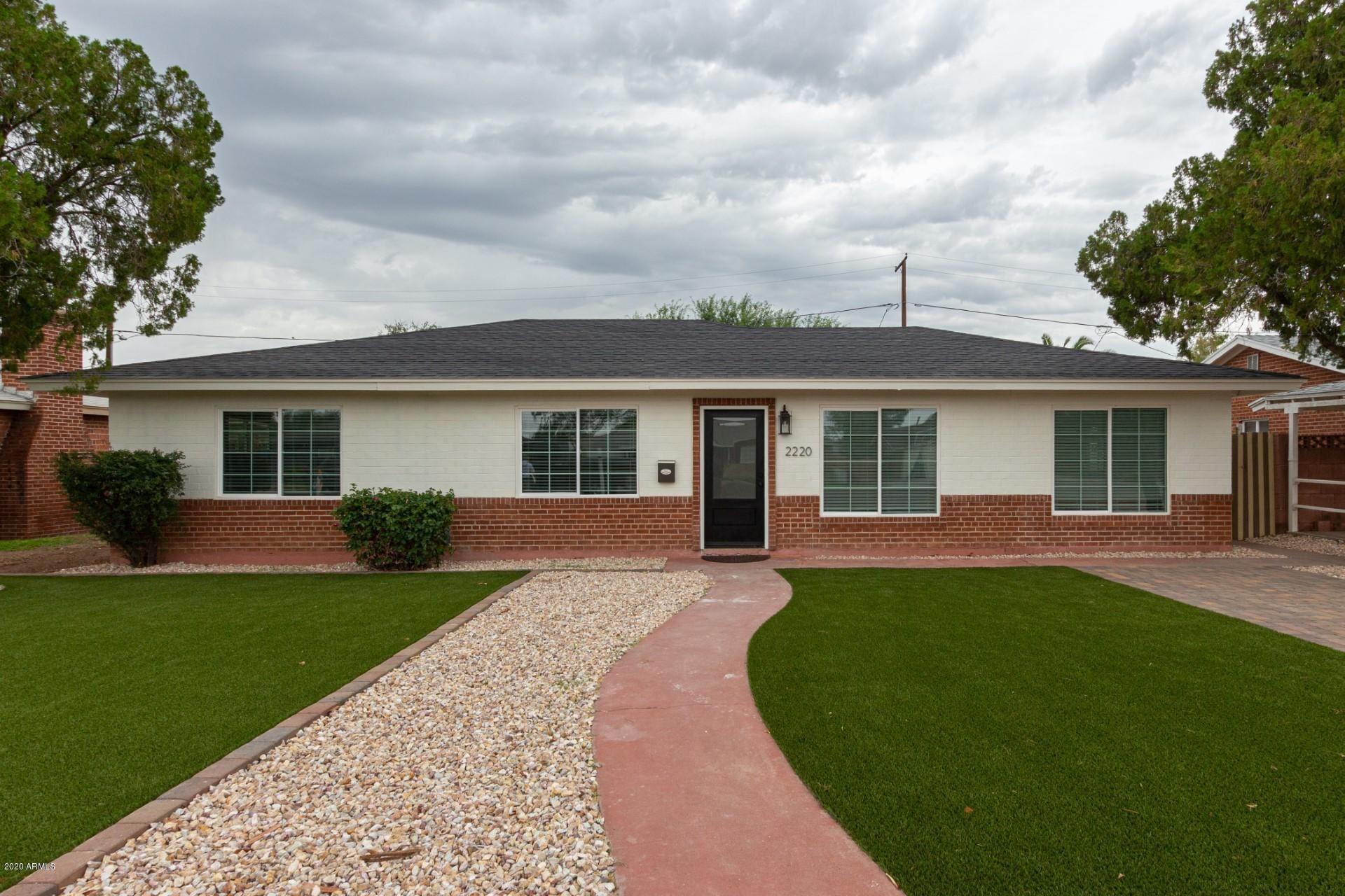 2220 E HEATHERBRAE Drive, Phoenix, AZ 85016 - MLS#: 6051663