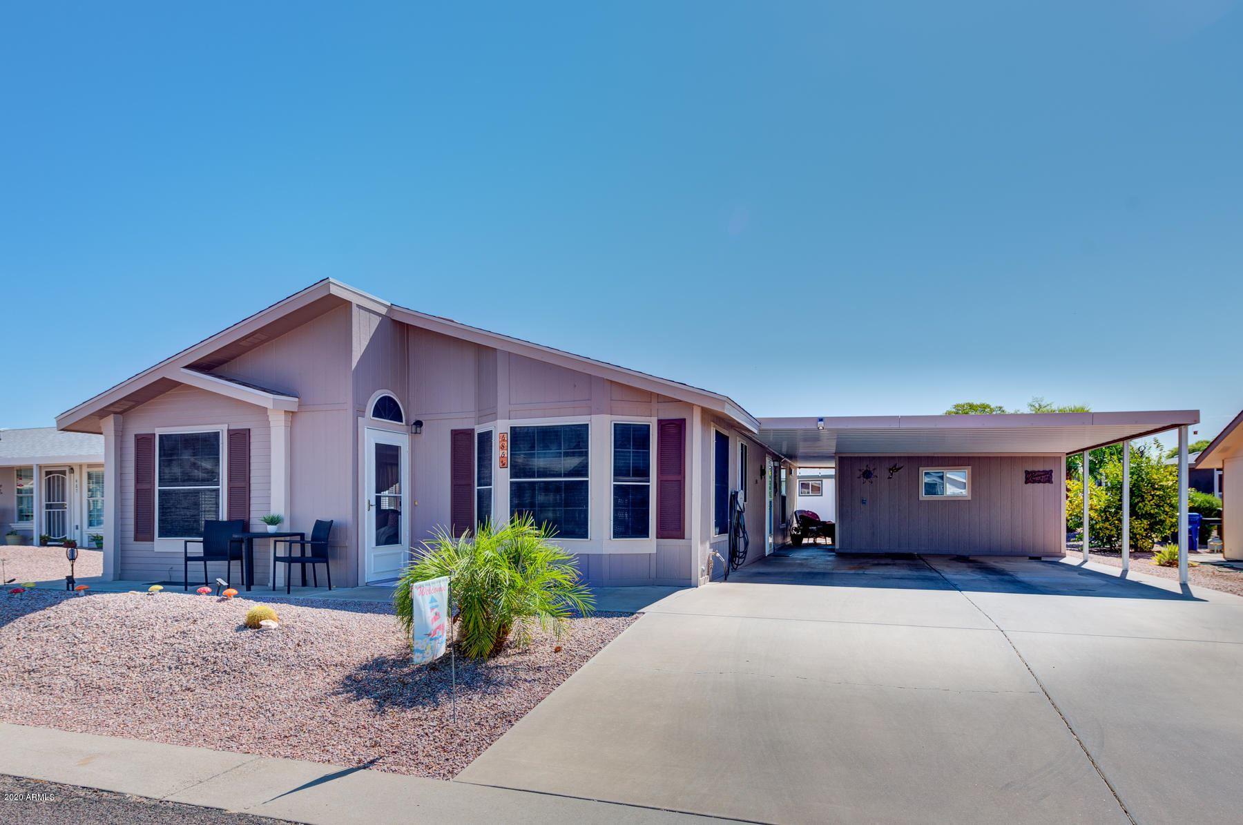 8500 E SOUTHERN Avenue #486, Mesa, AZ 85209 - MLS#: 6116663