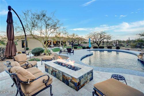 Photo of 8378 E Arroyo Hondo Road, Scottsdale, AZ 85266 (MLS # 6202664)