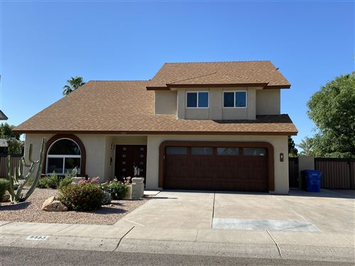 Photo of 5883 E TIERRA BUENA Lane, Scottsdale, AZ 85254 (MLS # 6077665)
