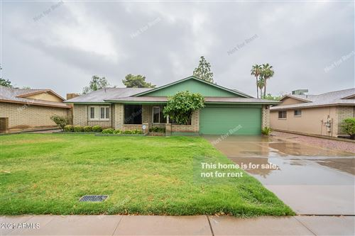 Photo of 1509 E WESTCHESTER Drive, Tempe, AZ 85283 (MLS # 6269665)