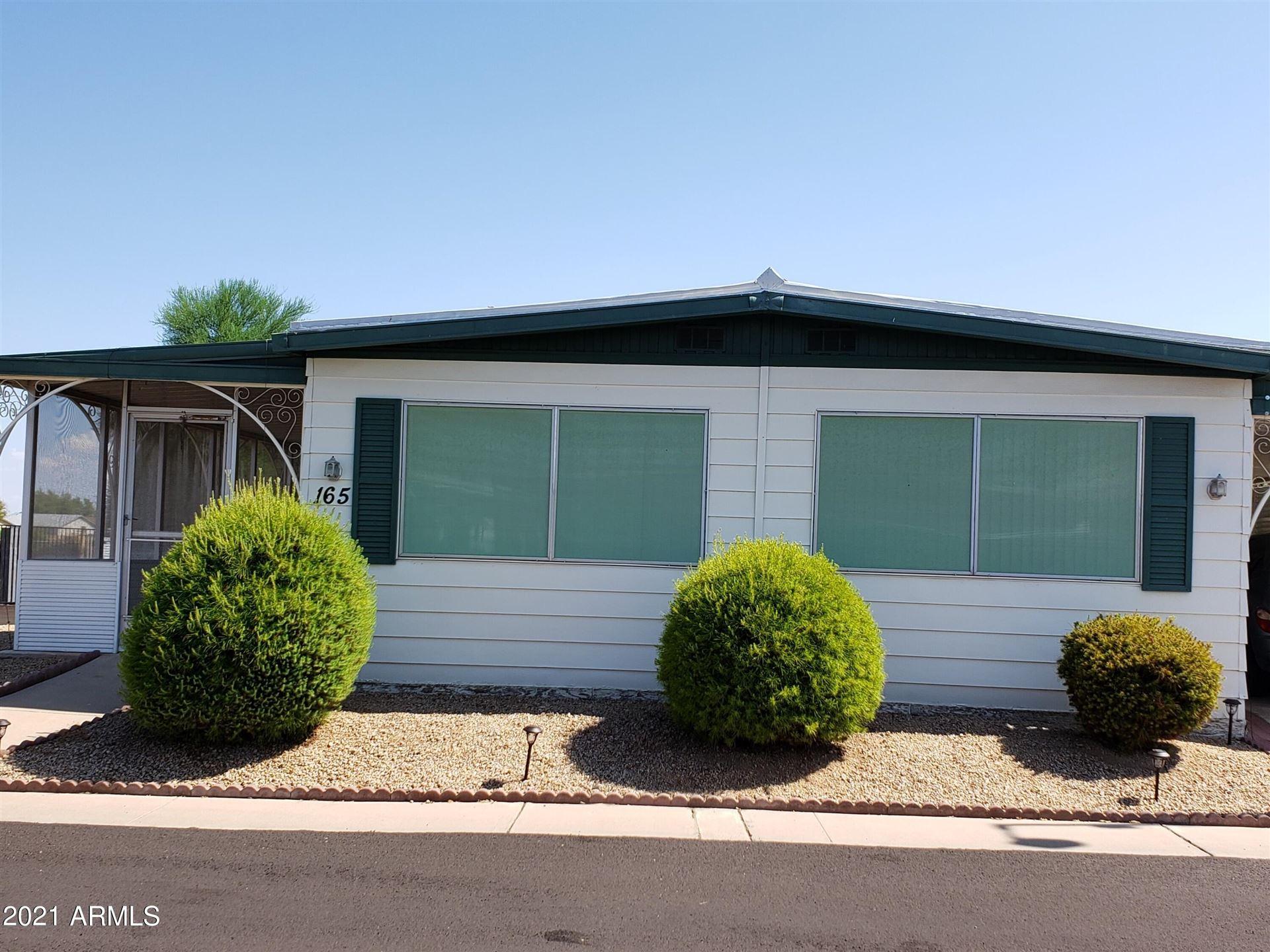 10201 N 99TH Avenue #165, Peoria, AZ 85345 - MLS#: 6266665
