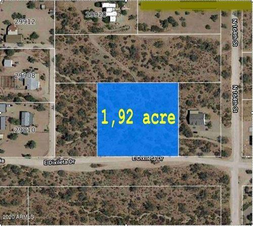 Photo of 163xxx E Dixileta Drive, Scottsdale, AZ 85262 (MLS # 5709666)