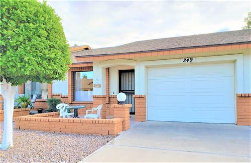 Photo of 8021 E KEATS Avenue #249, Mesa, AZ 85209 (MLS # 6063667)