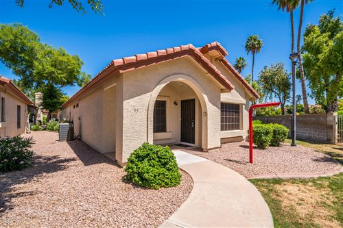 Photo of 1120 N VAL VISTA Drive #93, Gilbert, AZ 85234 (MLS # 6081667)