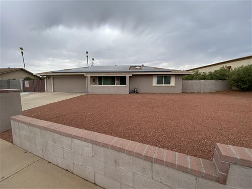 Photo of 12228 N LAKEFOREST Drive, Sun City, AZ 85351 (MLS # 6105667)