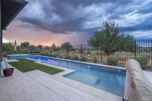 Photo of 17740 E SILVER SAGE Lane, Rio Verde, AZ 85263 (MLS # 6110667)