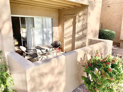 Tiny photo for 8250 E ARABIAN Trail #105, Scottsdale, AZ 85258 (MLS # 6180667)