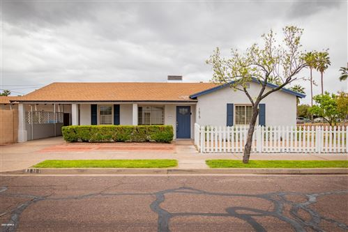 Photo of 1615 W PALM Lane, Phoenix, AZ 85007 (MLS # 6052668)