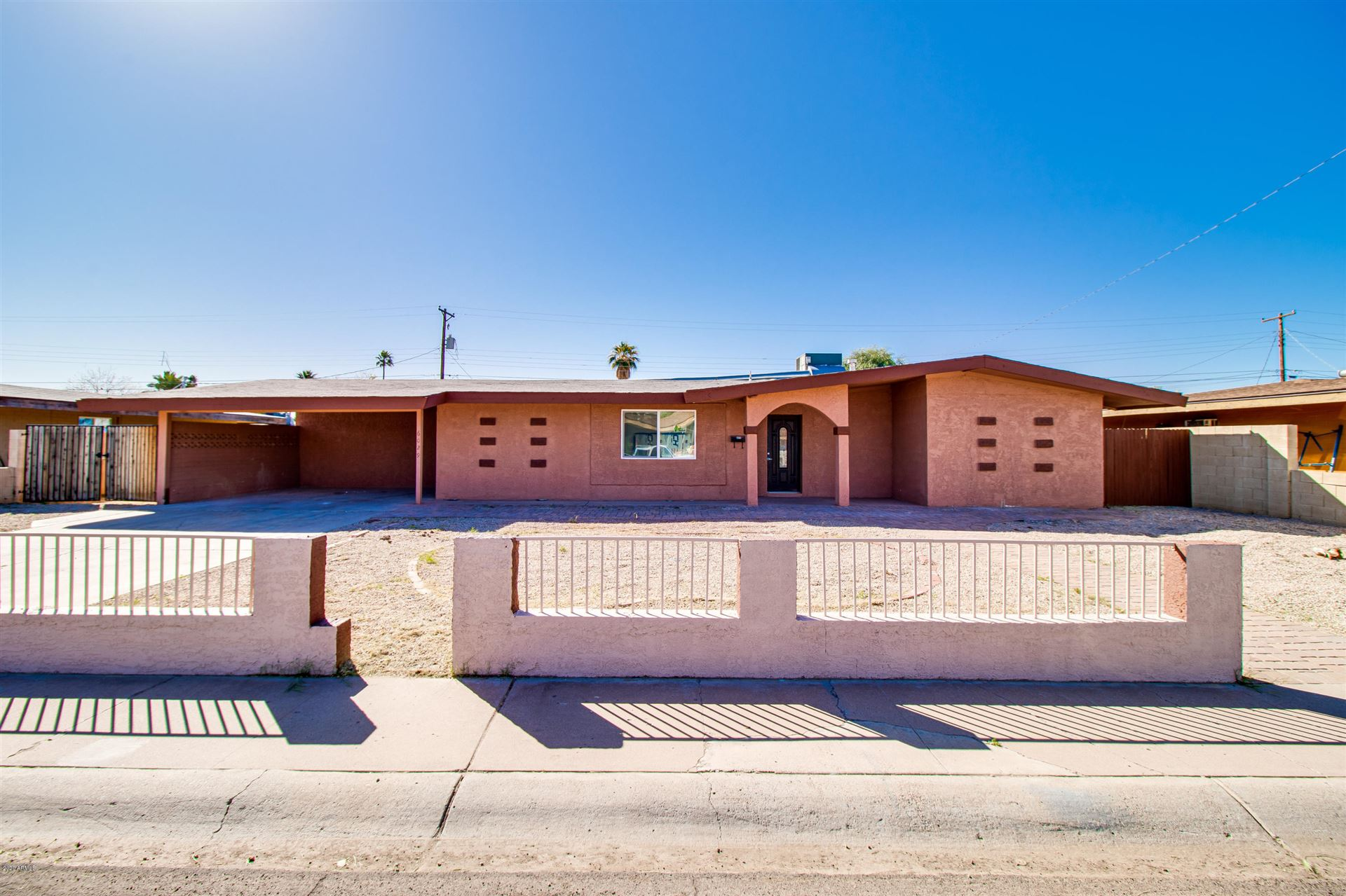 6029 W INDIANOLA Avenue, Phoenix, AZ 85033 - MLS#: 6042668