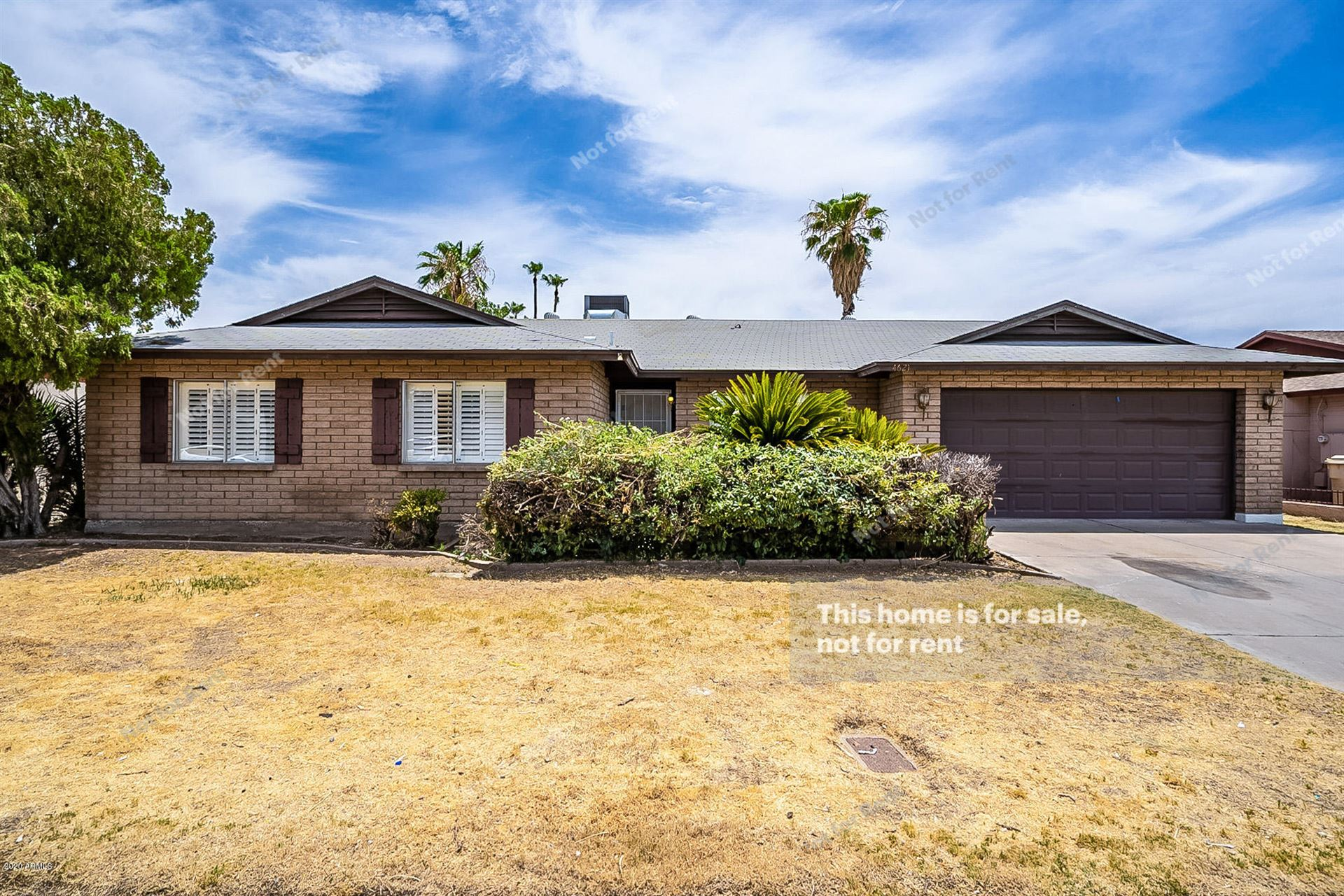 4621 W RUTH Avenue, Glendale, AZ 85302 - #: 6103668