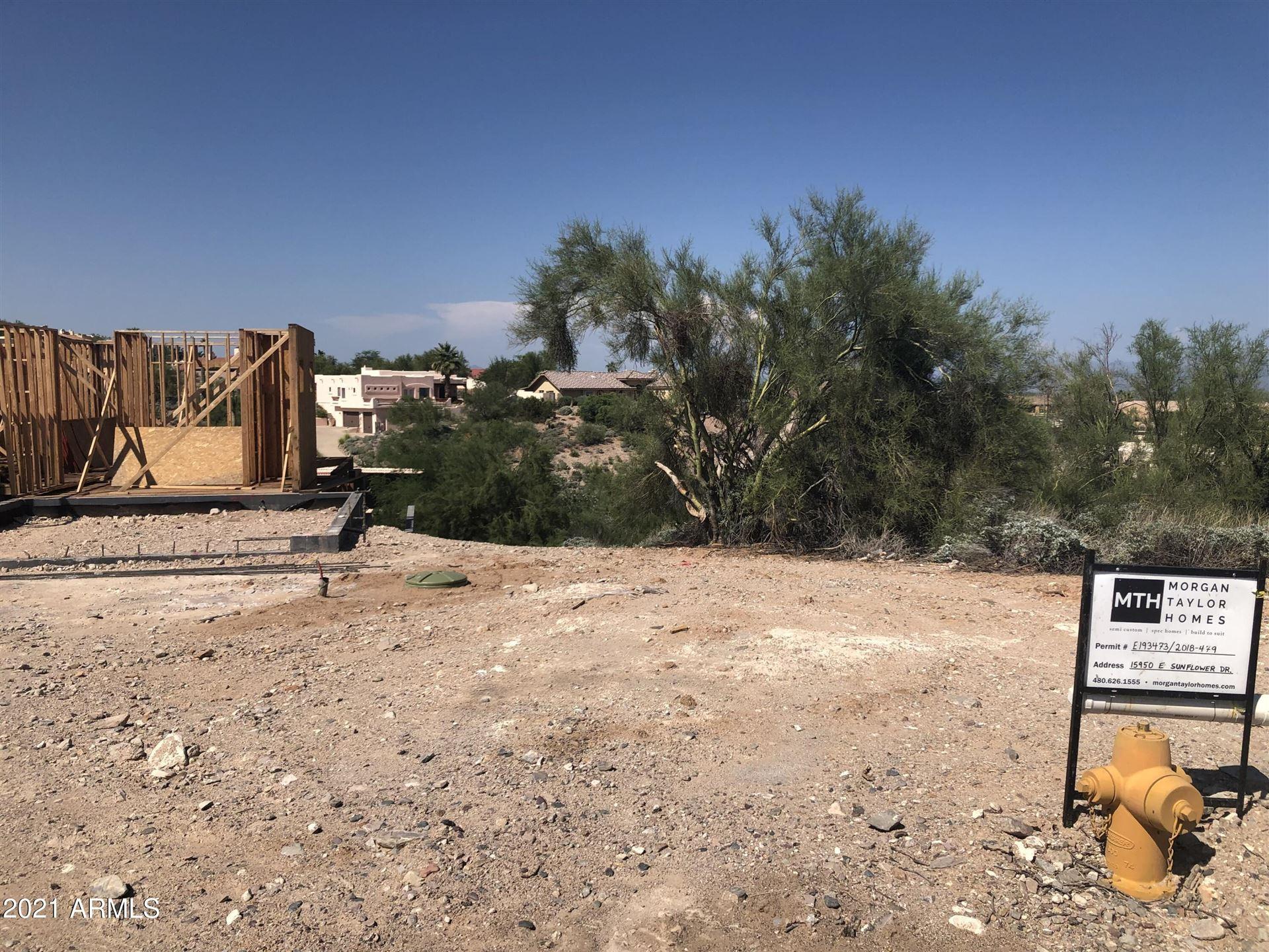 Photo of 15950 E SUNFLOWER Drive #2, Fountain Hills, AZ 85268 (MLS # 6300668)