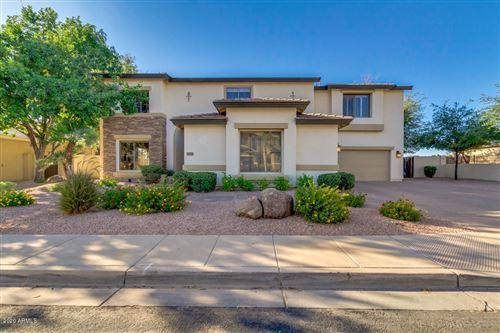 Photo of 4138 E CLUBVIEW Drive, Gilbert, AZ 85298 (MLS # 6097669)