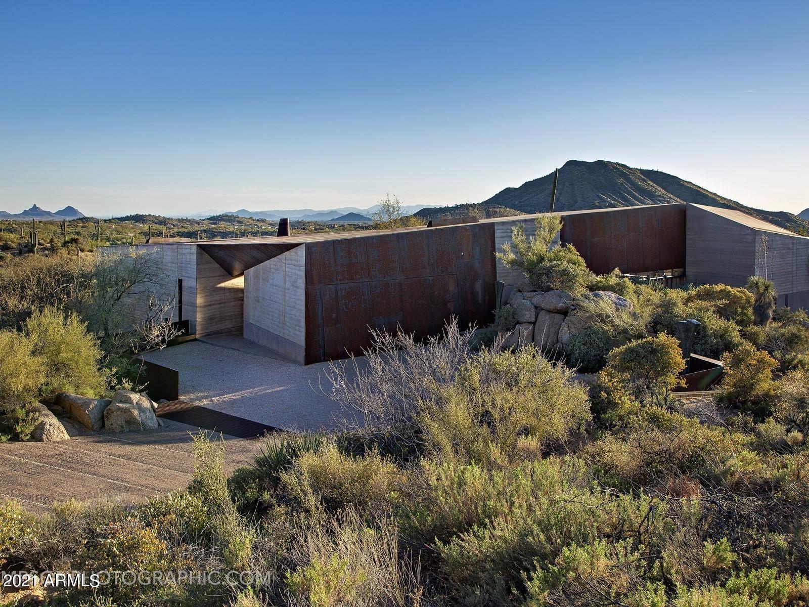 Photo of 10016 E RELIC ROCK Road #17, Scottsdale, AZ 85262 (MLS # 6201670)