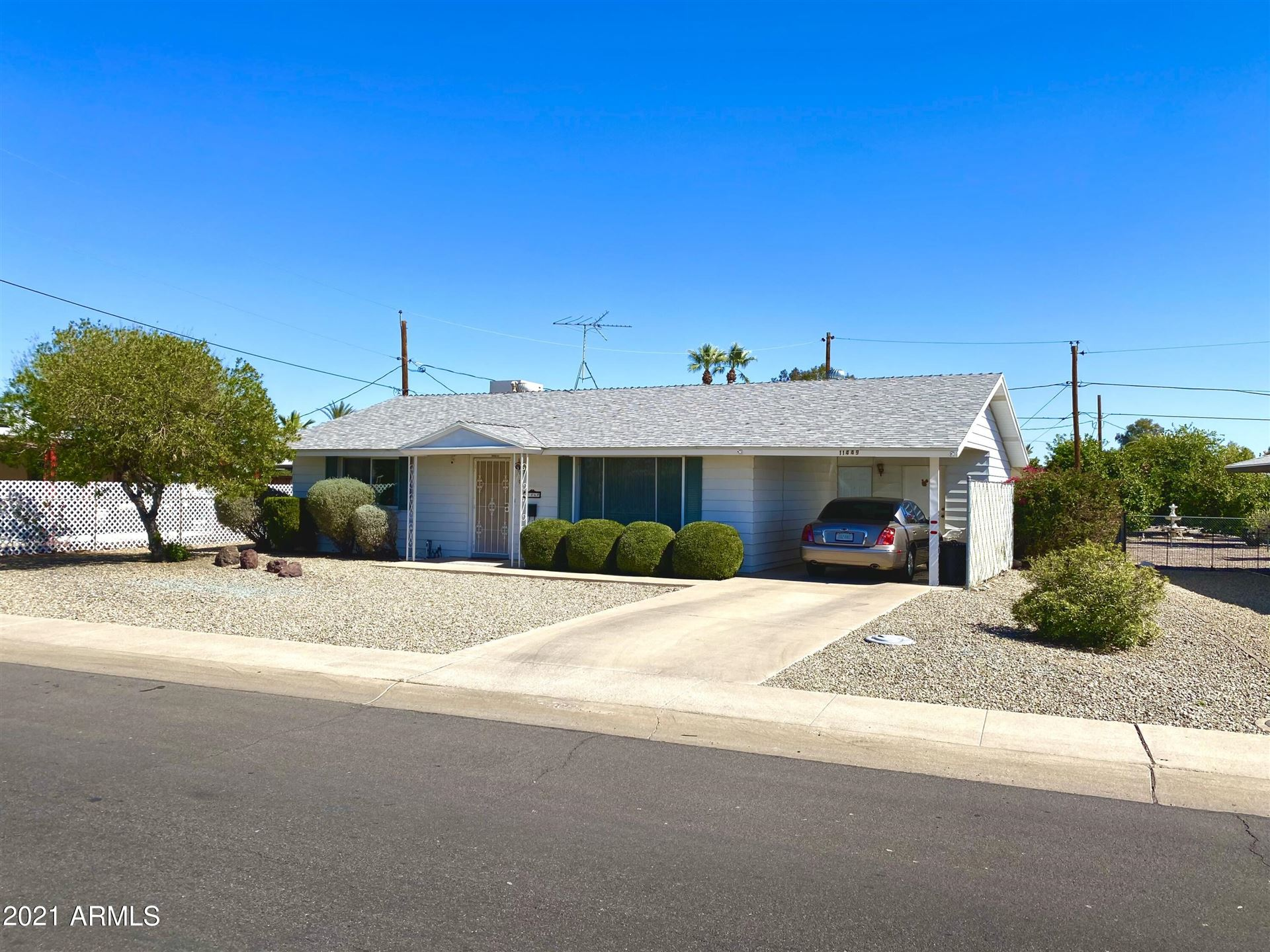 Photo of 11449 N 107TH Avenue, Sun City, AZ 85351 (MLS # 6200671)