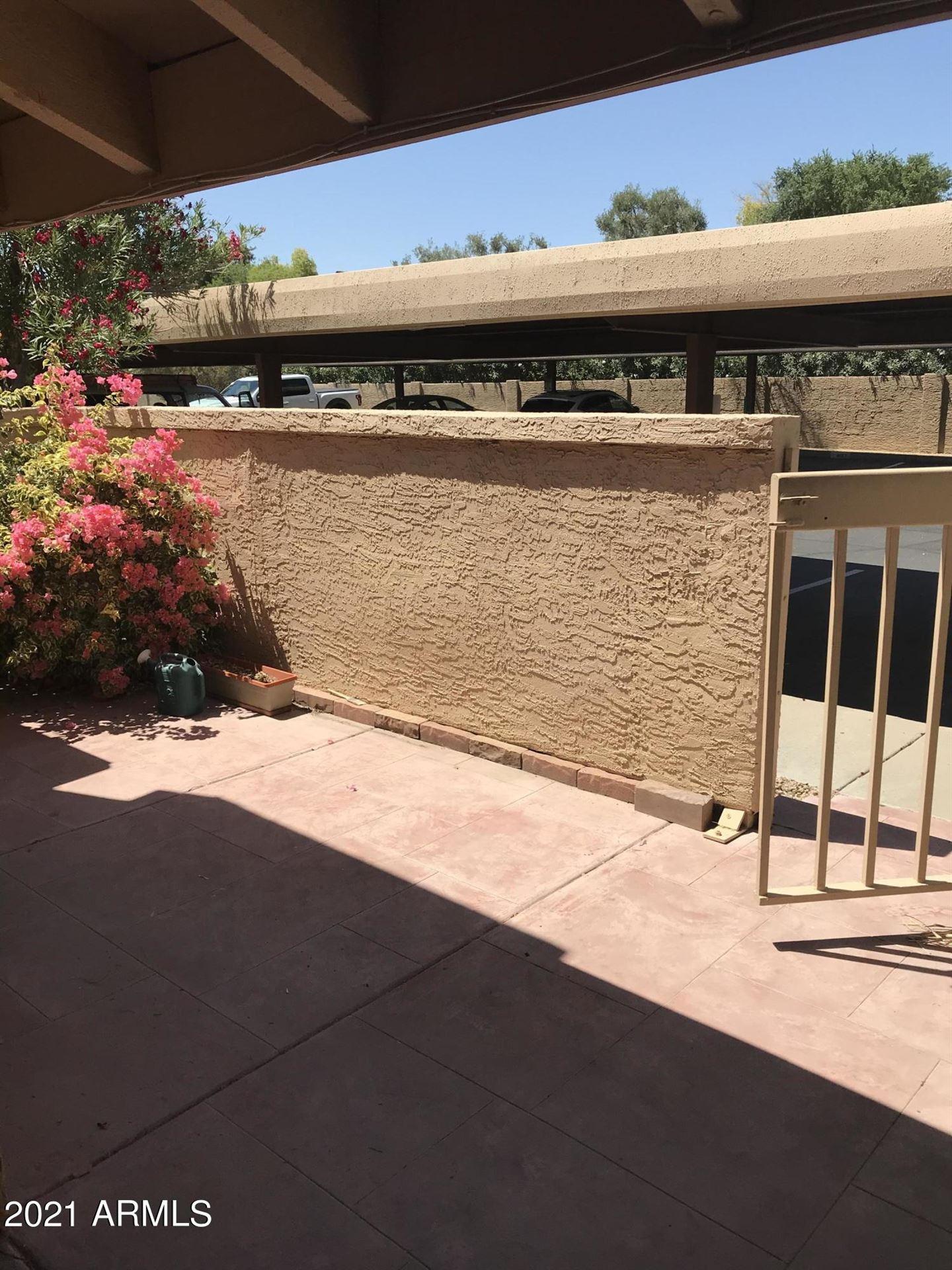 Photo of 6900 E GOLD DUST Avenue #117, Paradise Valley, AZ 85253 (MLS # 6247671)