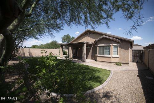 Tiny photo for 19252 N MEGHAN Drive, Maricopa, AZ 85138 (MLS # 6284672)